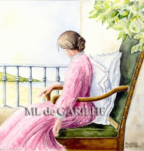 aquarelle dame au balcon _modifié-1