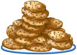 assiette-cookies-recette-blog