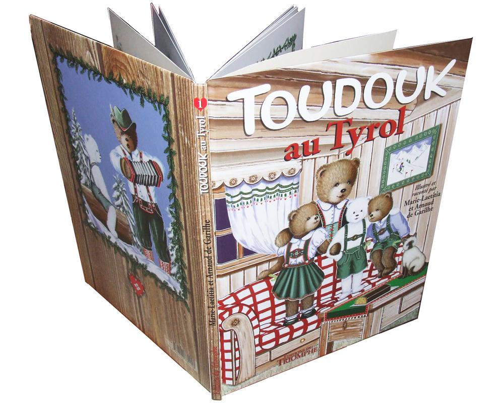 Toudouk au Tyrol (3/6)