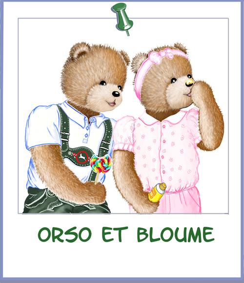 Bloume Orso (1/4)