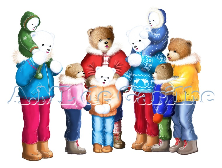 famille noel TK4.R.I blog